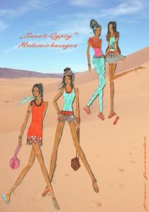 Modezeichnungen